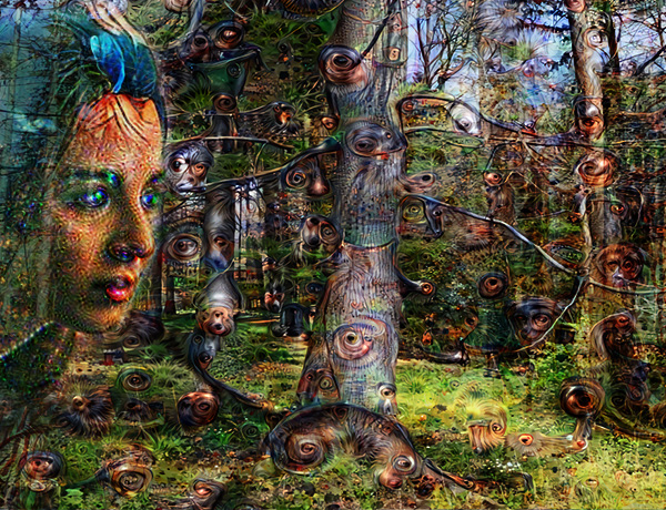 Imaginary Art - Deep Dream