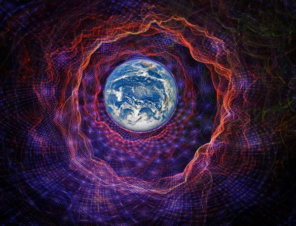 Imaginary Art - The Pale Blue Dot